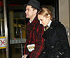 Slide Photo of Diane Kruger and Joshua Jackson in Berlin