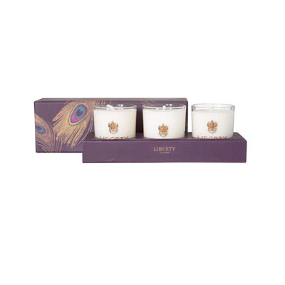 Liberty of London Travel Candle Set