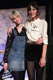 Alexa Chung debuts her Madewell collection for Fall 2010 Fashion Week
