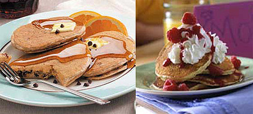 Easy and Expert Recipes For Chocolate Chip Pancakes