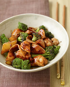 Fast and Easy Chinese Chicken and Broccoli Recipe