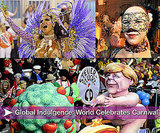 Global Indulgence: World Celebrates Carnival