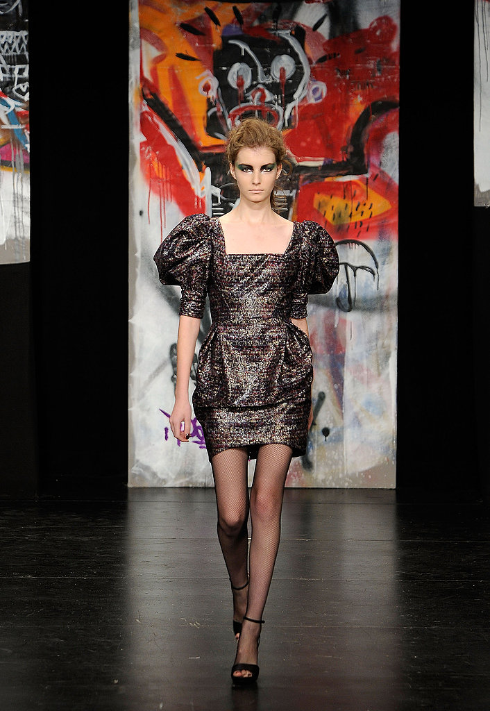 New York Fashion Week: Douglas Hannant Fall 2010