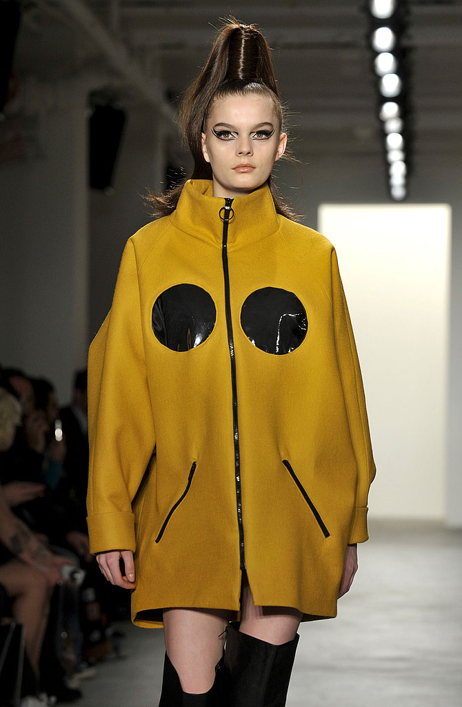 New York Fashion Week: Jeremy Scott Fall 2010