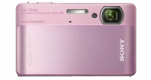 Photos of the Sony Cyber-Shot TX5 Digital Camera