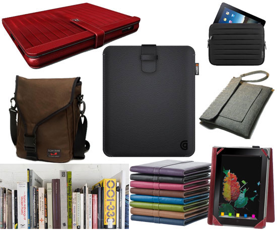 An iPad Case (Varies)