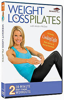 Review of Weight Loss Pilates DVD by Acacia Featuring Kristin McGee