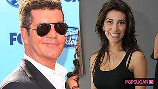 Simon Cowell Engagement