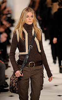 Ralph Lauren Fall 2010 Fashion Week Collection