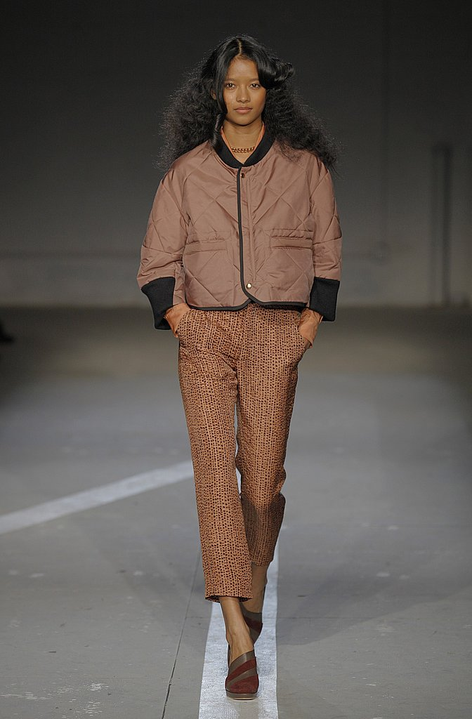 New York Fashion: Rachel Comey Fall 2010