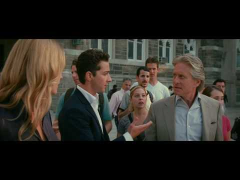 Watch the Full International Trailer For Wall Street 2 Money Never Sleeps With Shia LaBeouf and Michael Douglas