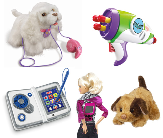 Which New Toys Will You Be Purchasing This Year?
