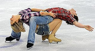 Siblings Ice Skaters