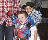 Photo of Cruz Beckham on his Fifth Birthday