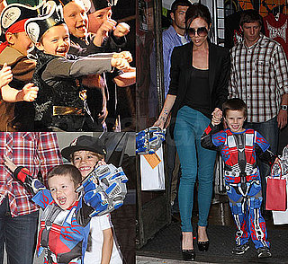 Cruz Beckham Celebrates Turning 5 With Gwen Stefani, Victoria Beckham, Gavin Rossdale, Romeo Beckham, Kingston Rossdale
