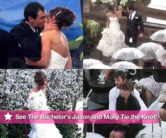 Photos of The Bachelor&#039;s Jason Mesnick&#039;s Wedding to Molly Malaney