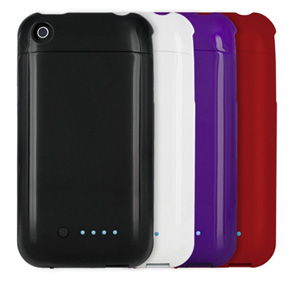 Photos of the Mophie Juice Pack Air