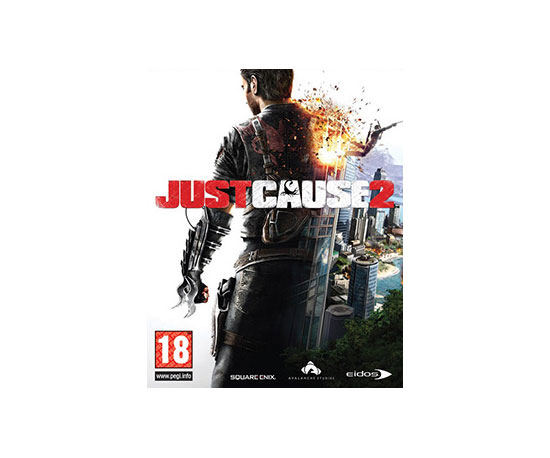 Just Cause 2 ($60)