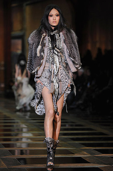 2010 Milan Fashion Week: Top Ten Roberto Cavalli Looks
