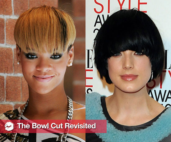 Witness the History of the Bowl Cut