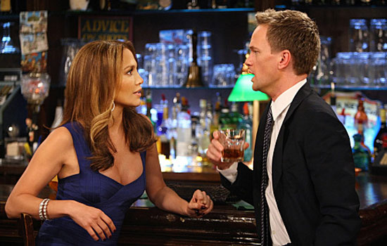 "On March 8, Jennifer Lopez takes her turn on the episode ""Of Course."" Photo courtesy of CBS"