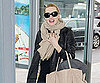 Slide Photo of Kate Winslet at Heathrow