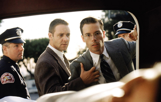 White and Exley, LA Confidential