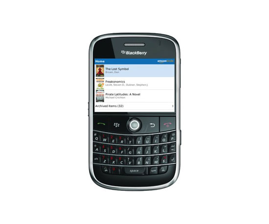Read Books on Your BlackBerry