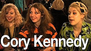 Cory Kennedy, Peaches Geldof, and Nylon Mag at Jeremy Scott: Fall 2010 NY Fashion Week