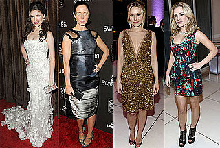 Photos of Anna Kendrick, Emily Blunt, Kristen Bella, Anna Paquin at Costume Designers Guild Awards in LA 2010-02-26 05:00:00