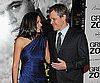 Slide Photo of Matt and Luciana Damon on Red Carpet in NYC