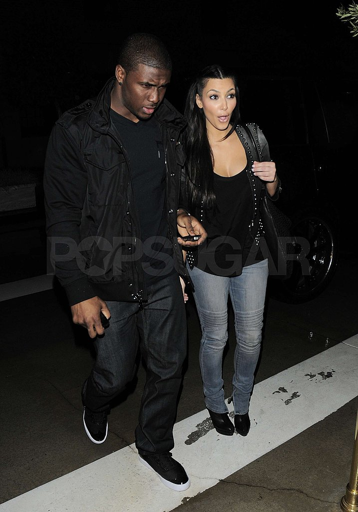 Photos of Kim and Reggie