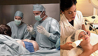 Would You Rather Be a Plastic Surgeon or a Dermatologist?