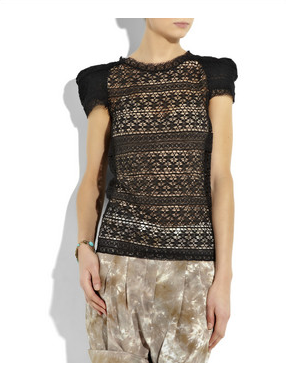 Isabel Marant (Finally) Hits Net-A-Porter!