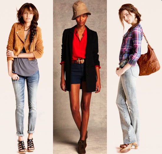 Sneak Peek! Alexa Chung For Madewell and More!