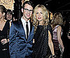 Slide Photo of Rachel Zoe and Brad Goreski in Milan