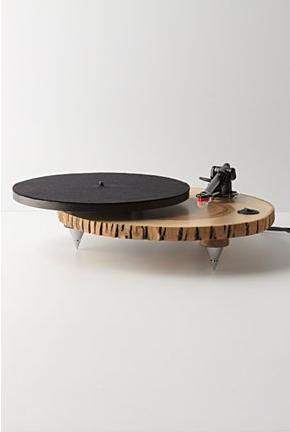 Photos of the Barky Turntable