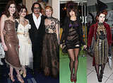 Photos of Alice in Wonderland UK Royal Premiere with Johnny Depp, Anne Hathaway, Tim Burton, Helena Bonham Carter, Daisy Lowe