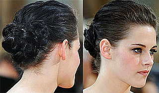 Kristen Stewart Oscars 2010 How-To Hair