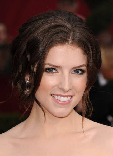 Anna Kendrick Oscars 2010: Pictures and Hair Tutorial
