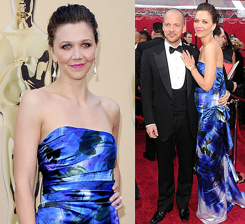 Photos of Maggie Gyllenhaal and Peter Sarsgaard at the 2010 Oscars