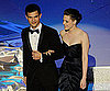 Slide Photo of Kristen Stewart and Taylor Lautner at Oscars