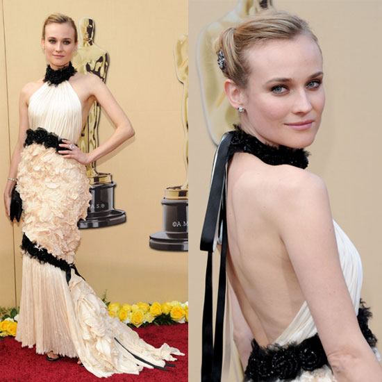 Diane Kruger at 2010 Oscars