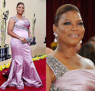 Queen Latifah at 2010 Oscars 2010-03-07 18:04:37