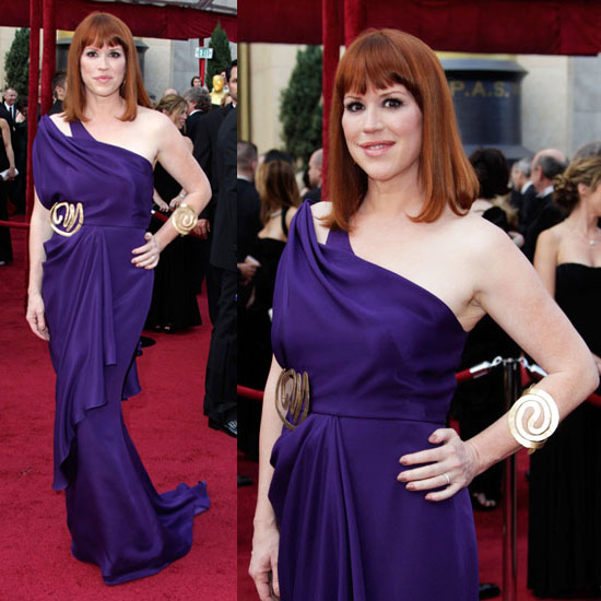 Molly Ringwald at 2010 Oscars