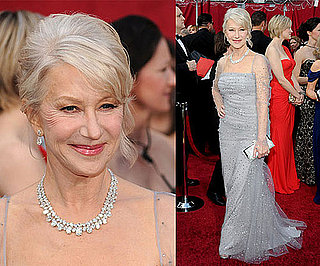 Helen Mirren at 2010 Oscars