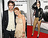 Photos of Robert Pattinson, Kristen Stewart at Remember Me Premiere in NYC
