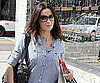 Slide Photo of Emily Blunt Shopping in LA
