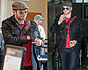 Photos of Kellan Lutz at LAX