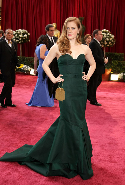 Amy Adams at the 2008 Academy Awards